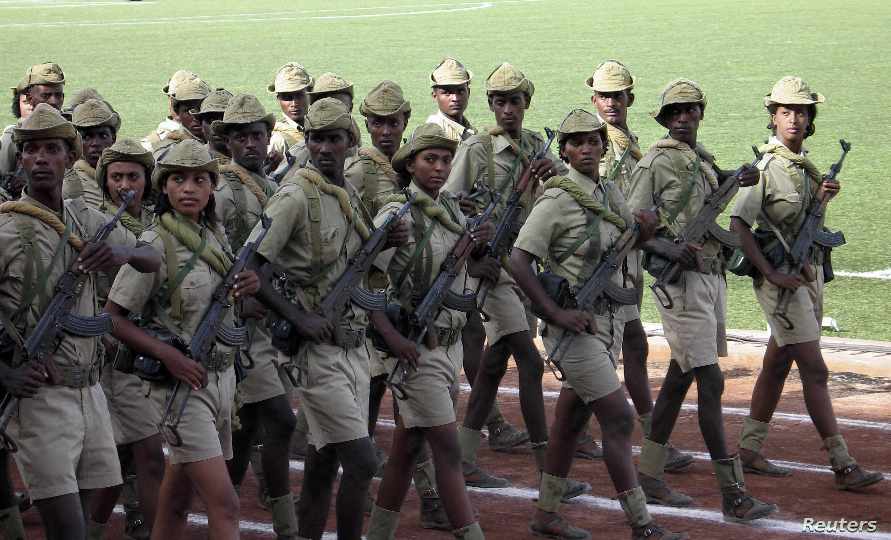 Report: Eritrean High Schoolers Face Forced Labor, Abuse