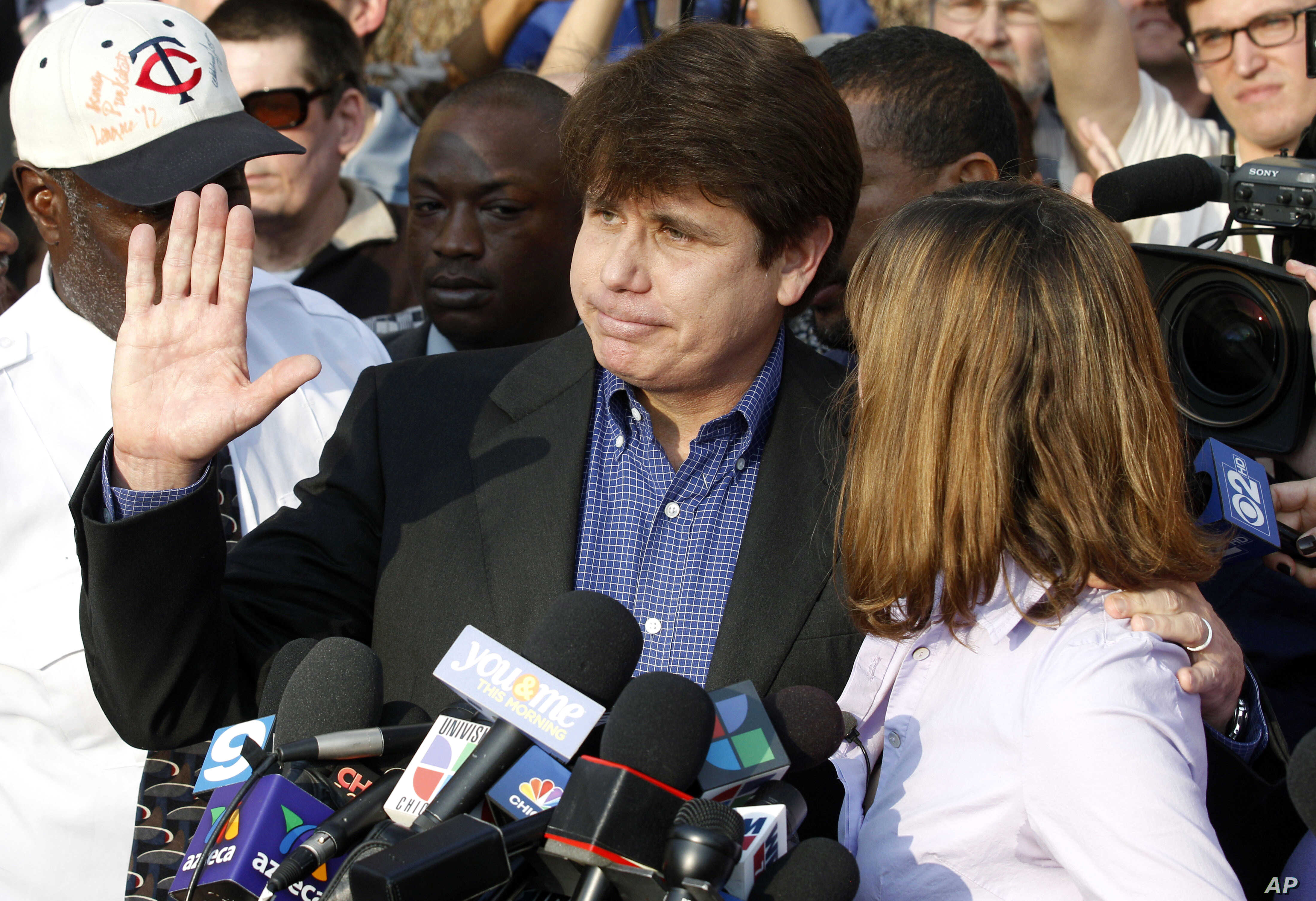 Trump Confirms Blagojevich Commutation Was About Undoing 'Another Comey and Gang Deal!'