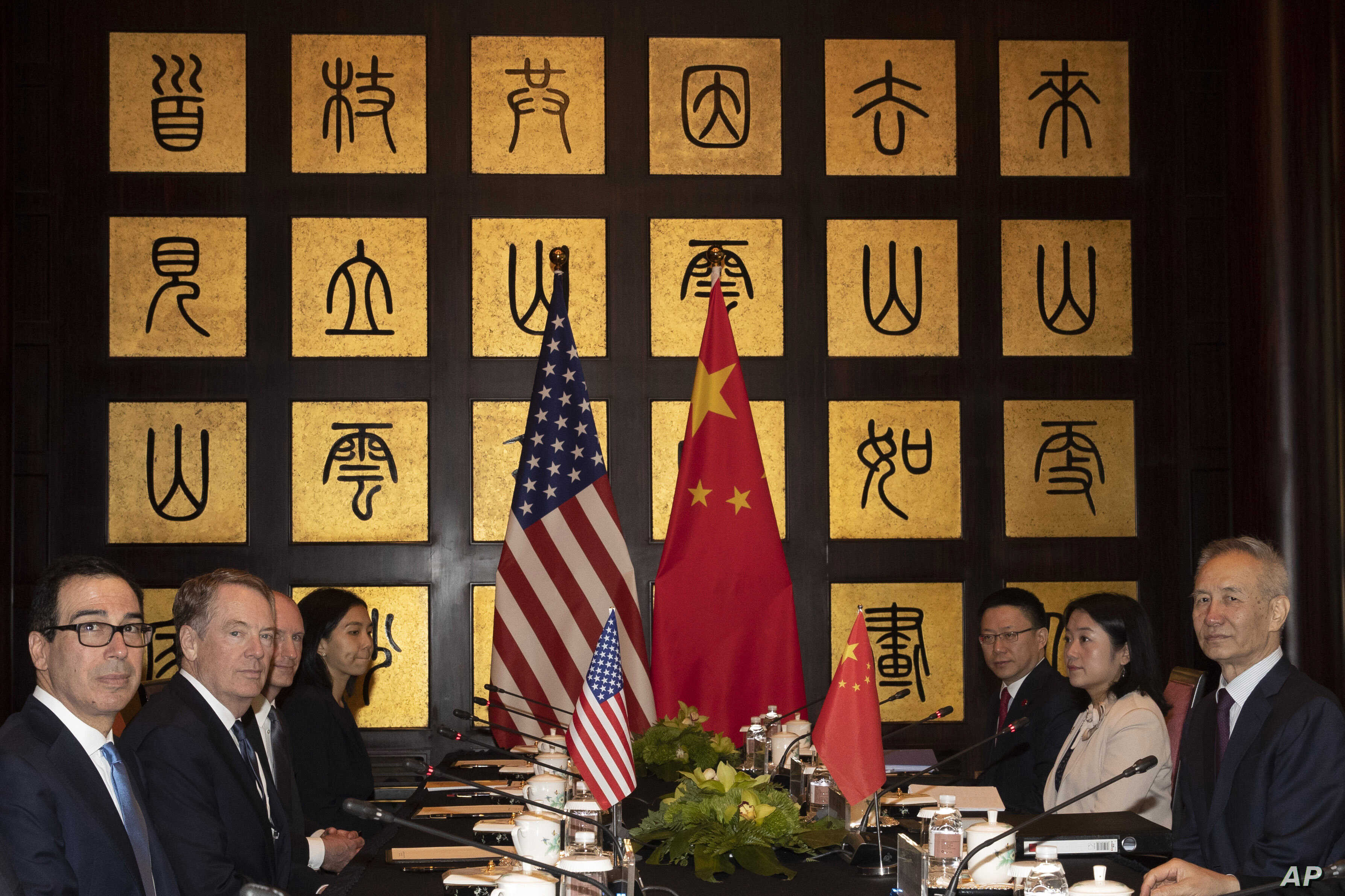 Top US, China trade negotiators expected to meet by next week