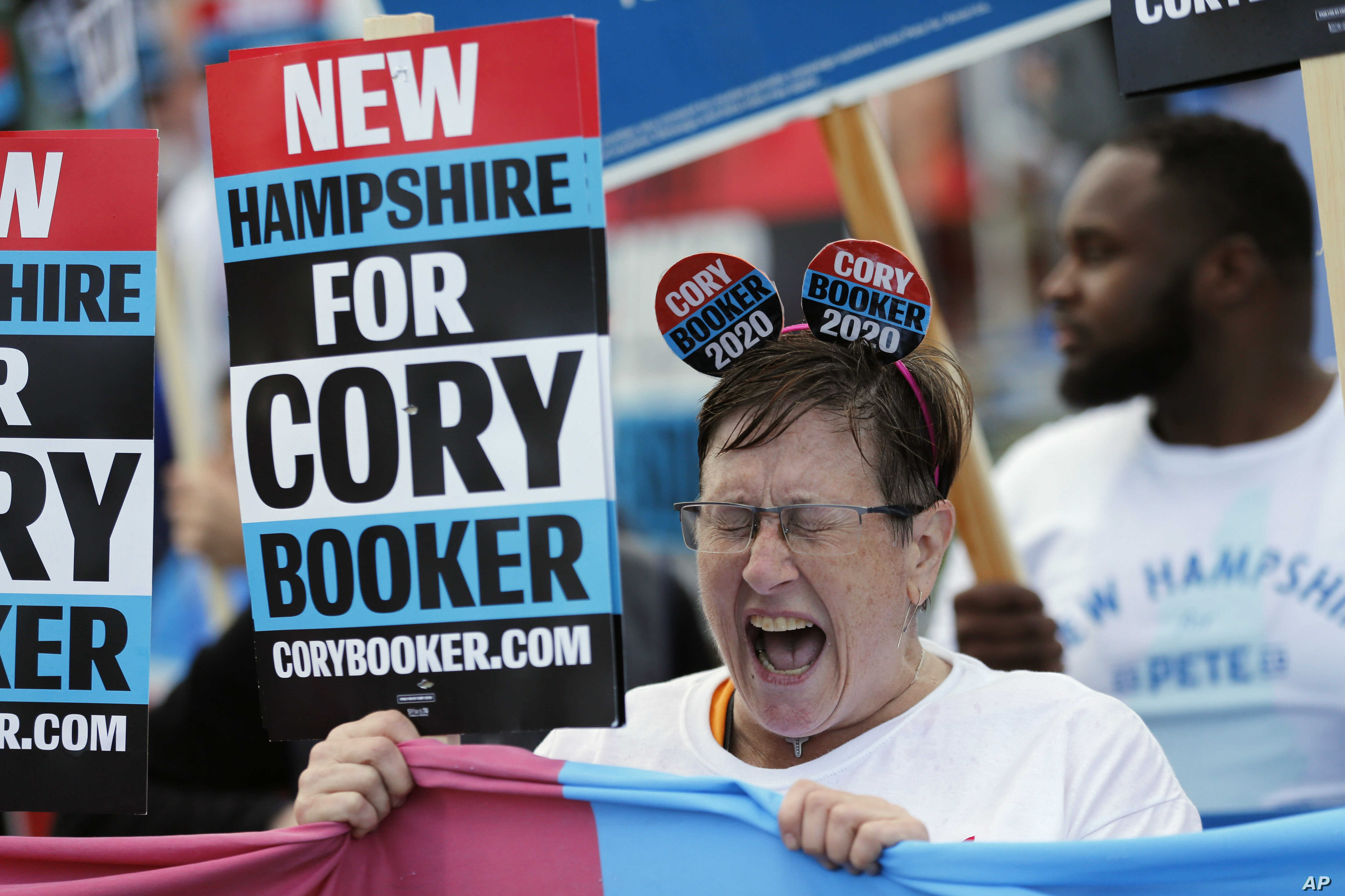 New Hampshire Election 2020.In New Hampshire 2020 Democratic Candidates Urge Voters To