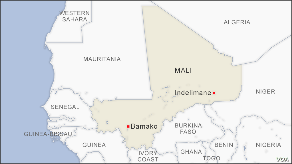 IS Group Claims Responsibility for Attacks in Mali | Voice ...