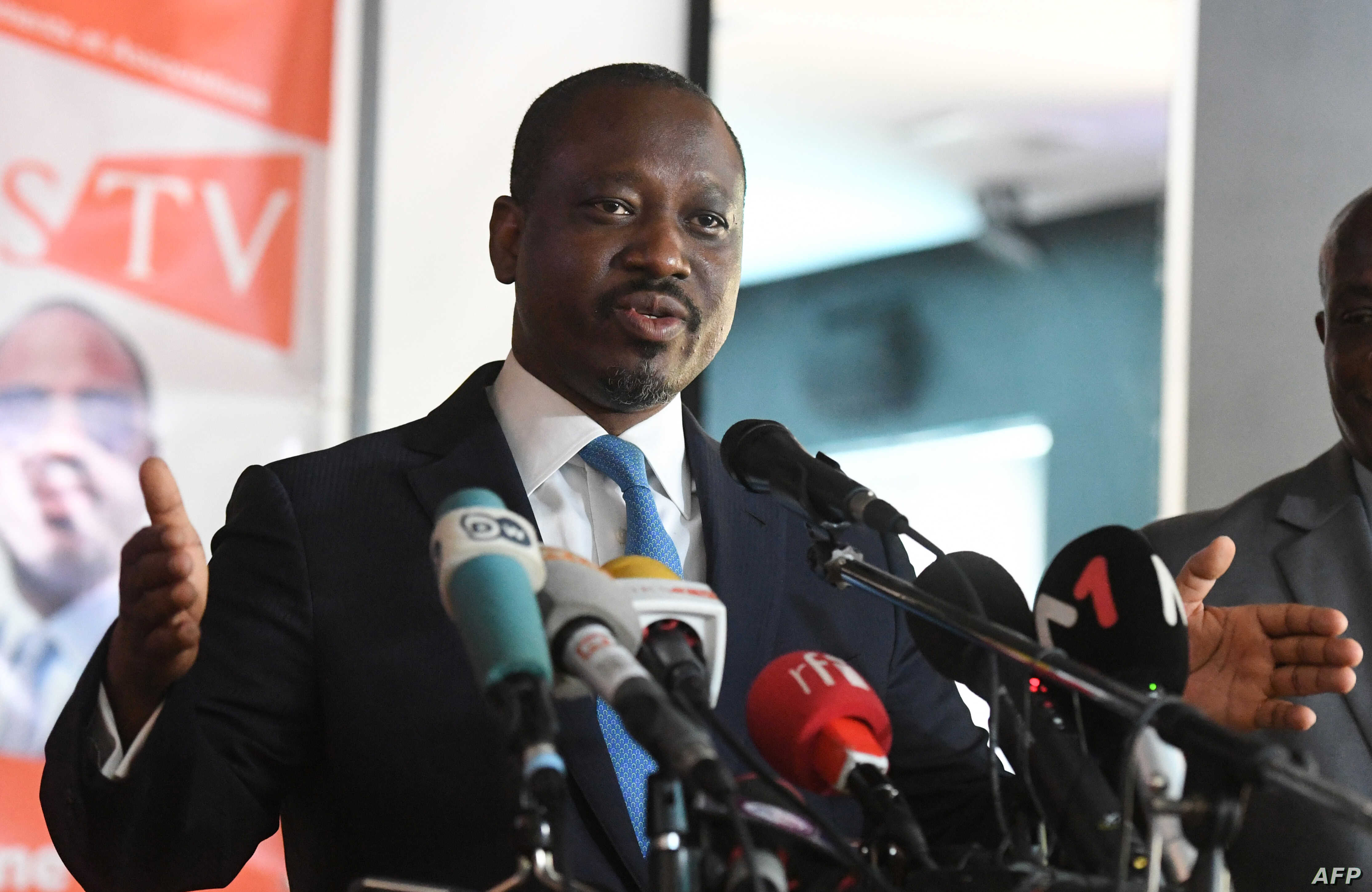 Image result for soro guillaume