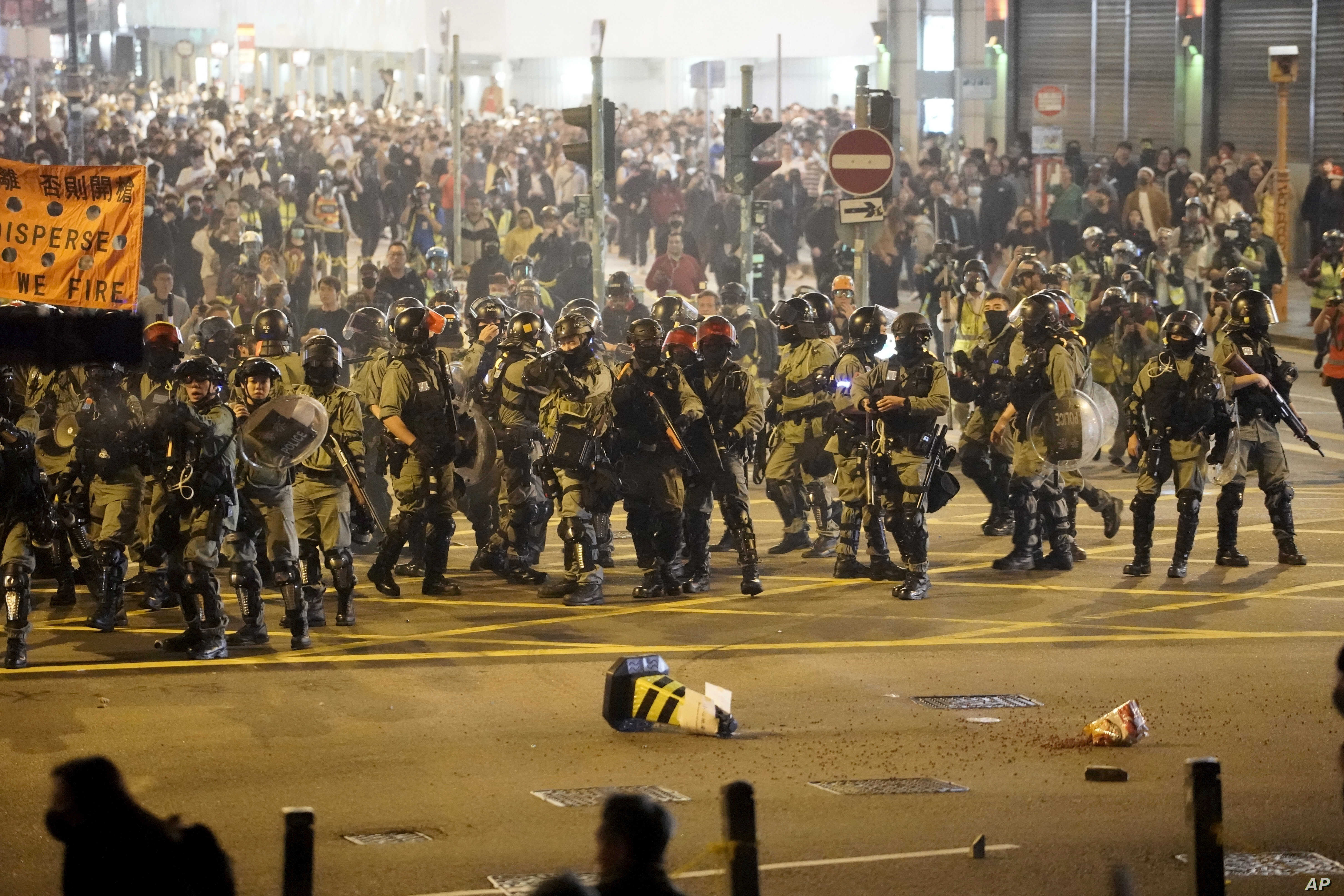 what are the hong kong protests about