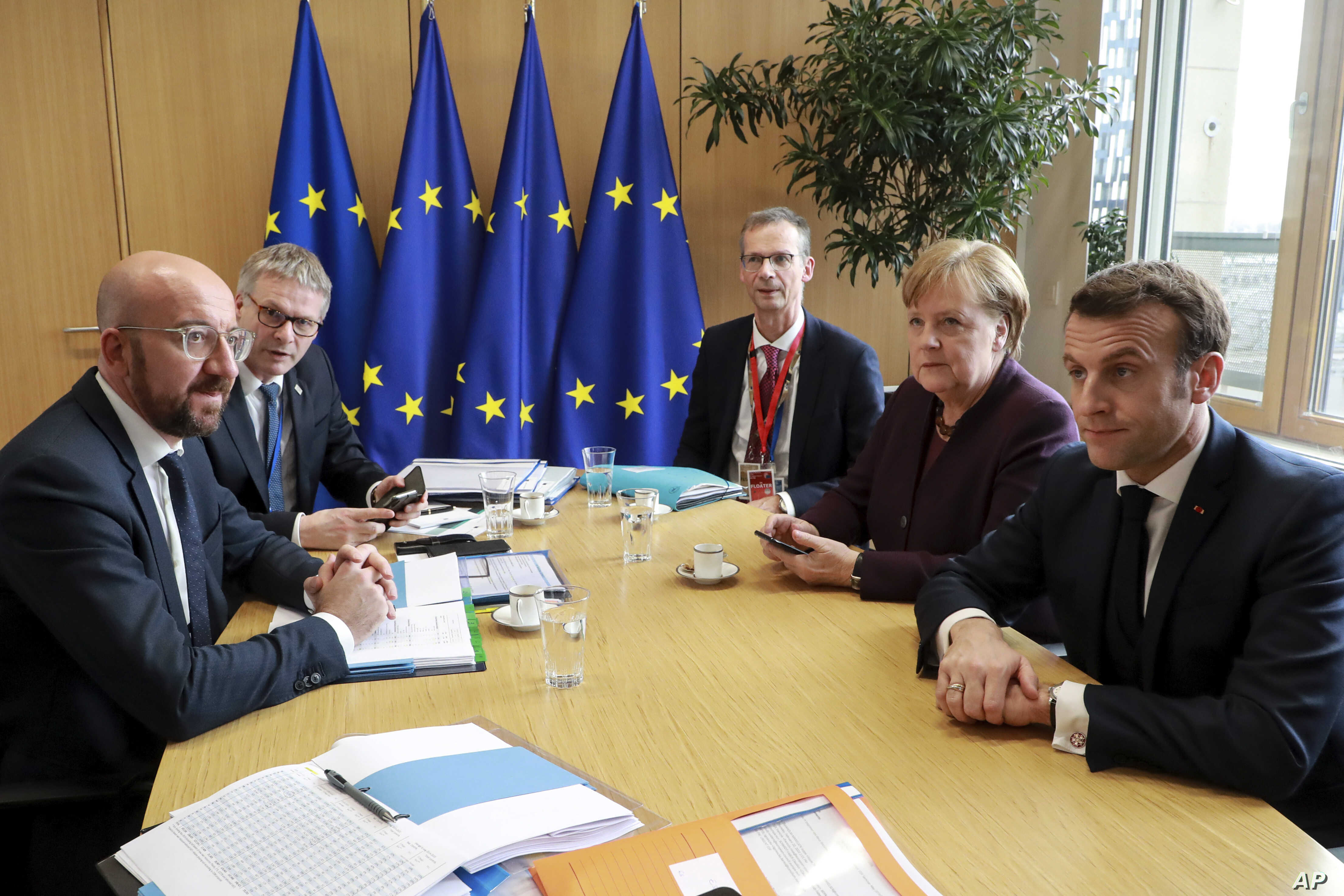 European Union in chaos over $81-B budget loss