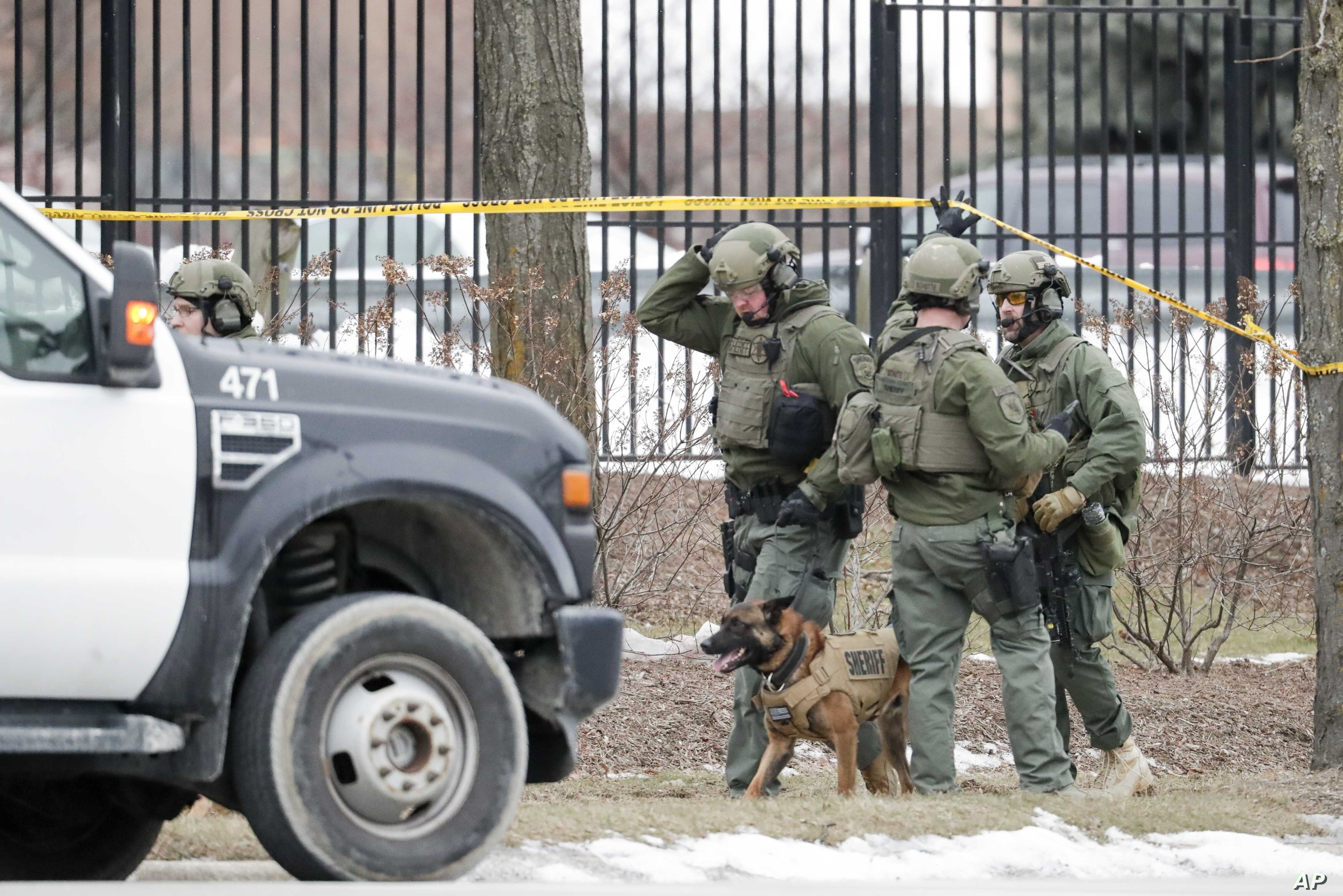 Milwaukee Mayor: Multiple People Shot Dead at Molson Coors Brewing Co