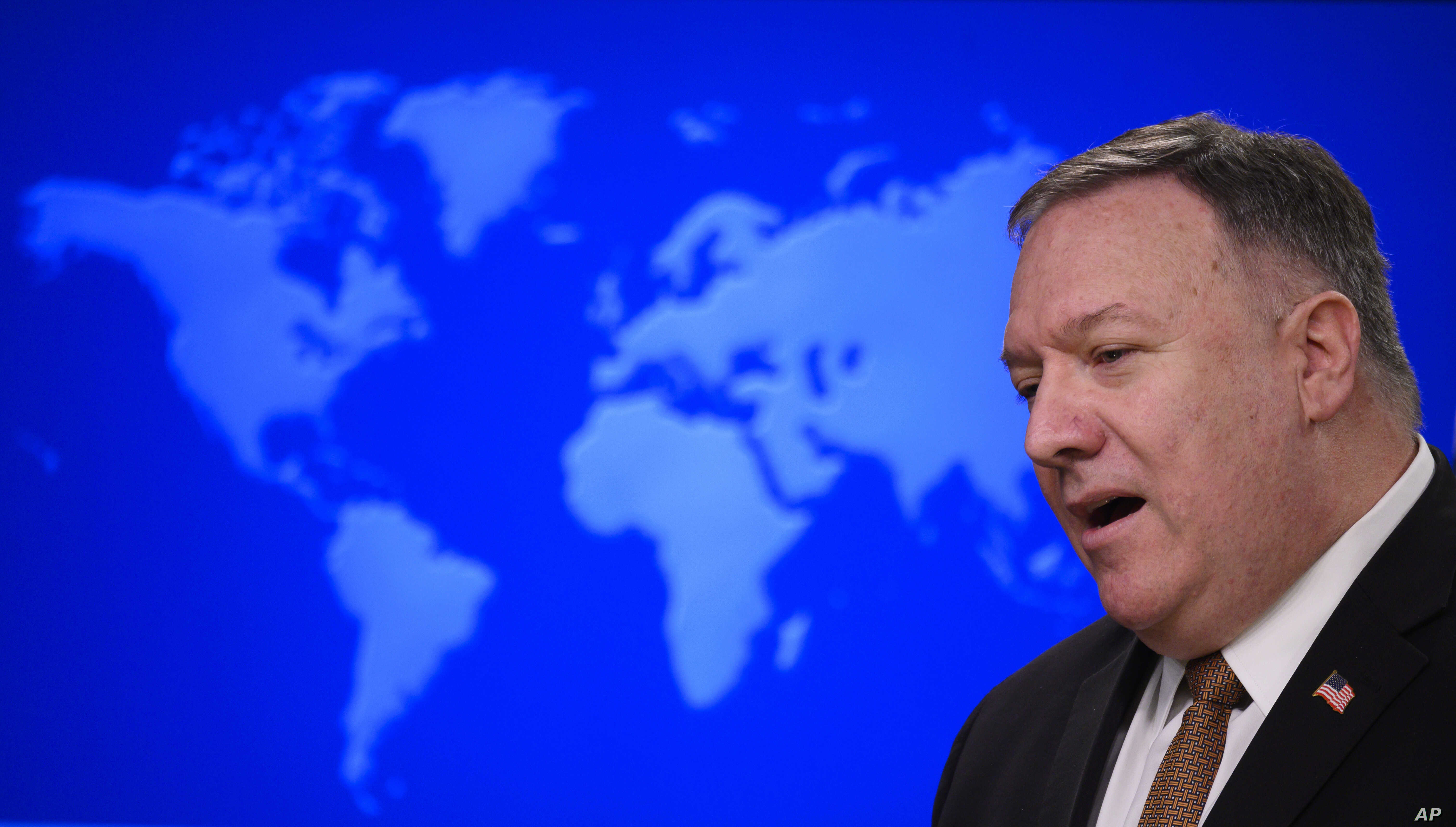 Pompeo: China spreading misinformation of origins, scale of COVID-19 outbreak