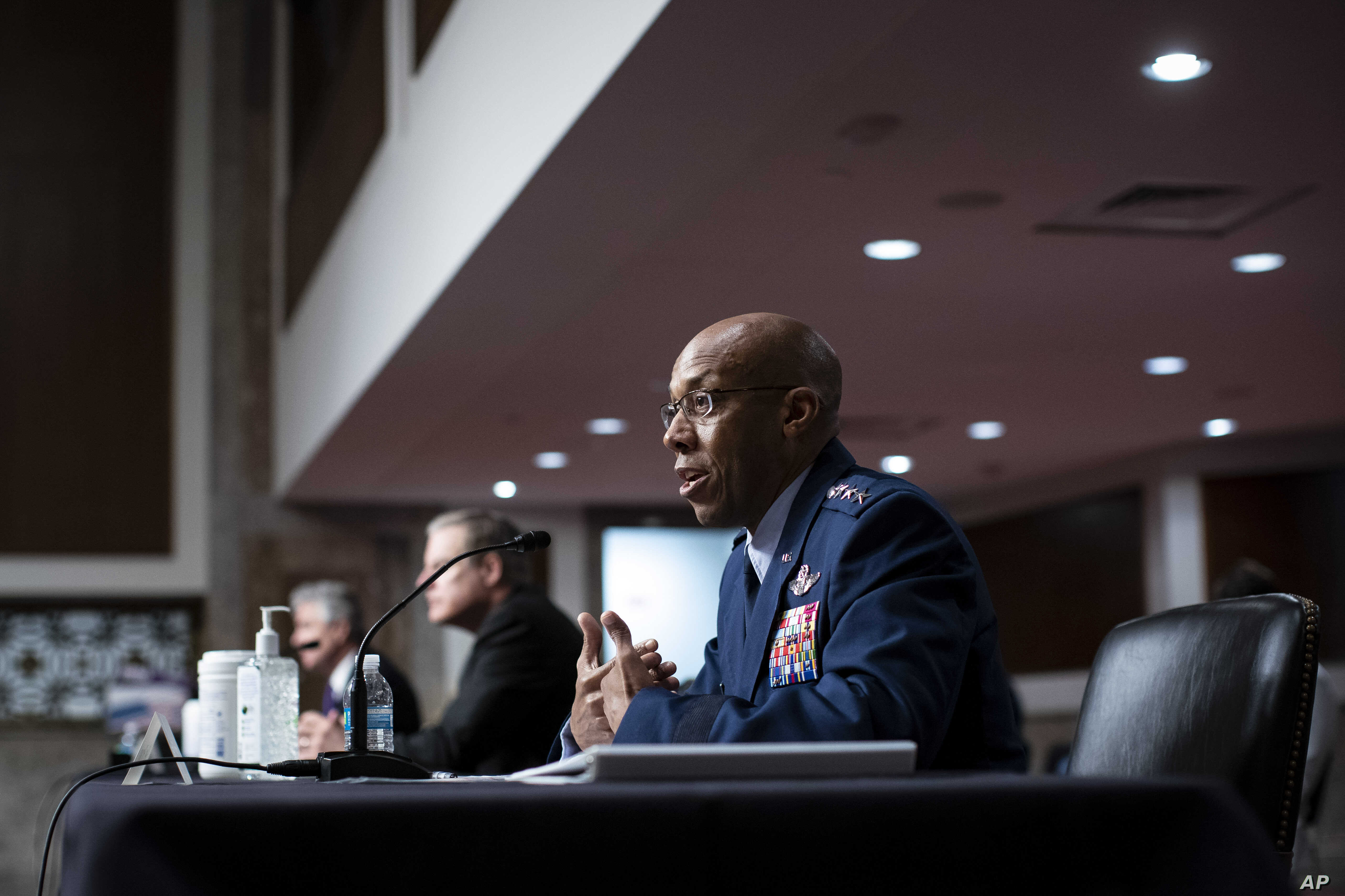 US Senate Confirms First African American Head Of Military Service Branch