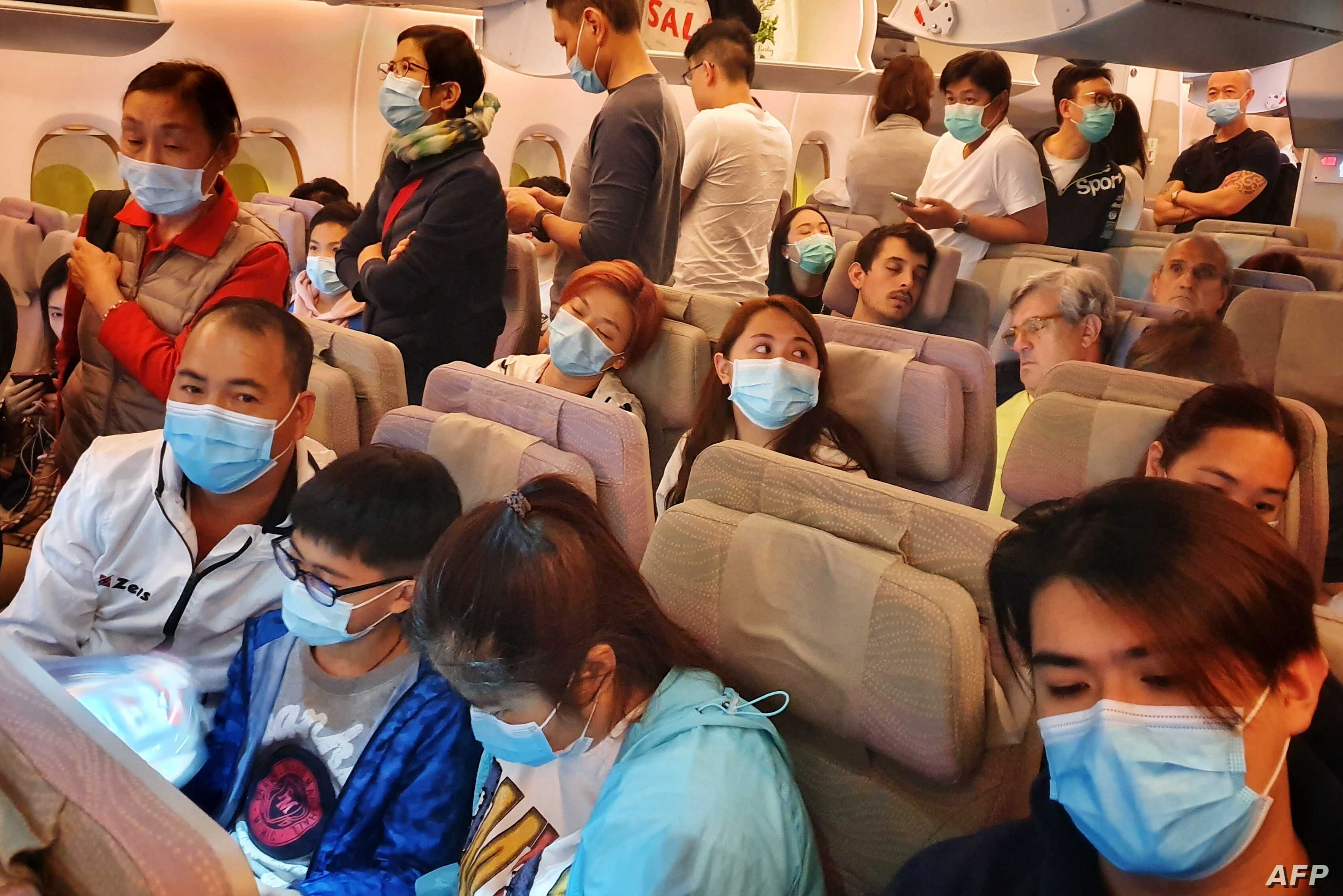 Dubai To Screen All Passengers From China Amid Virus Outbreak