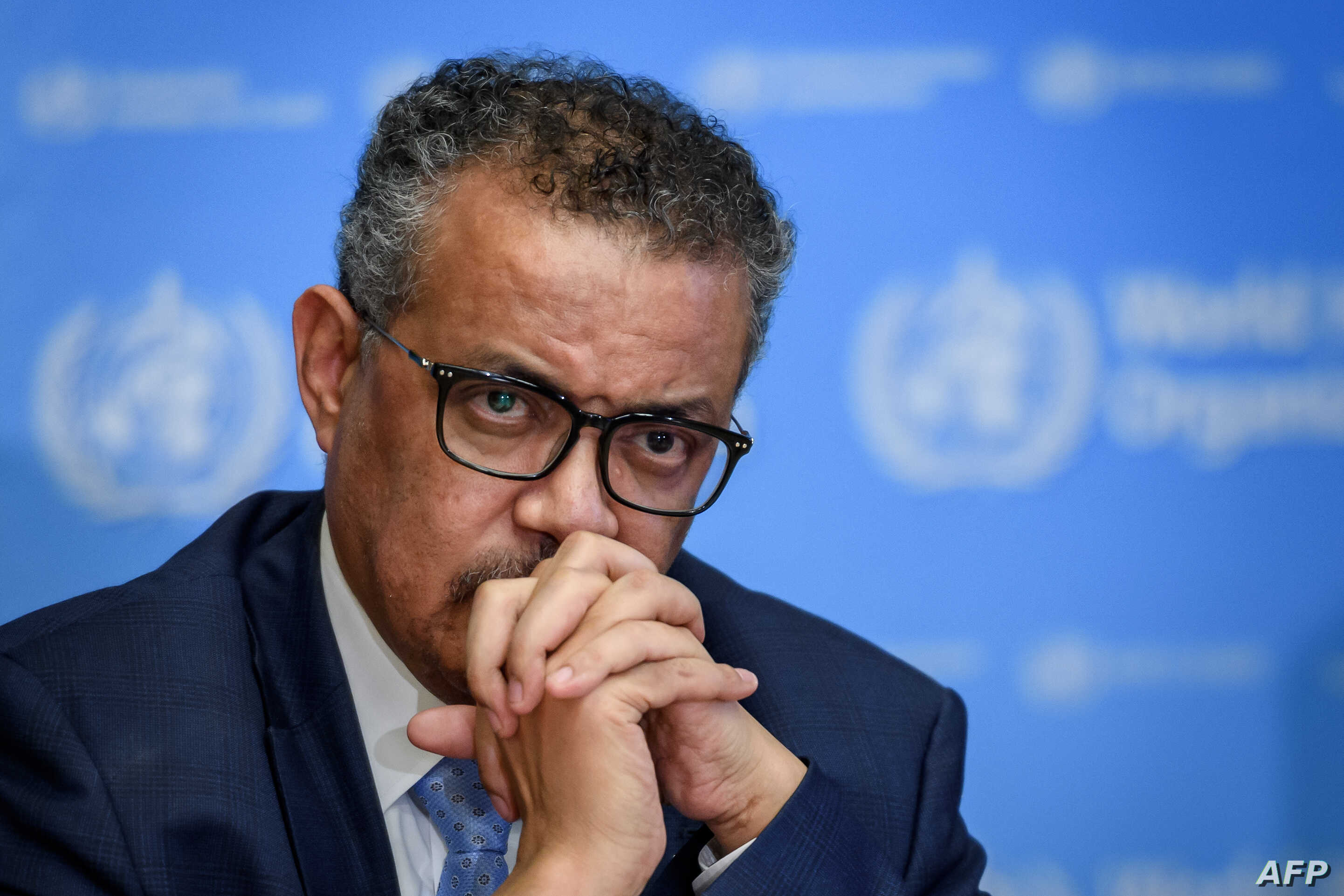 WHO Director General Cautions Pandemic Is Far From Over | Voice of ...