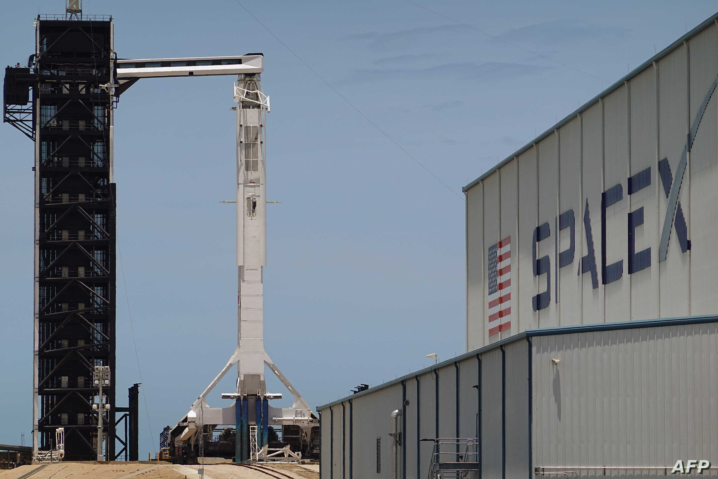 What time is SpaceX's Demo-2 astronaut launch for NASA?