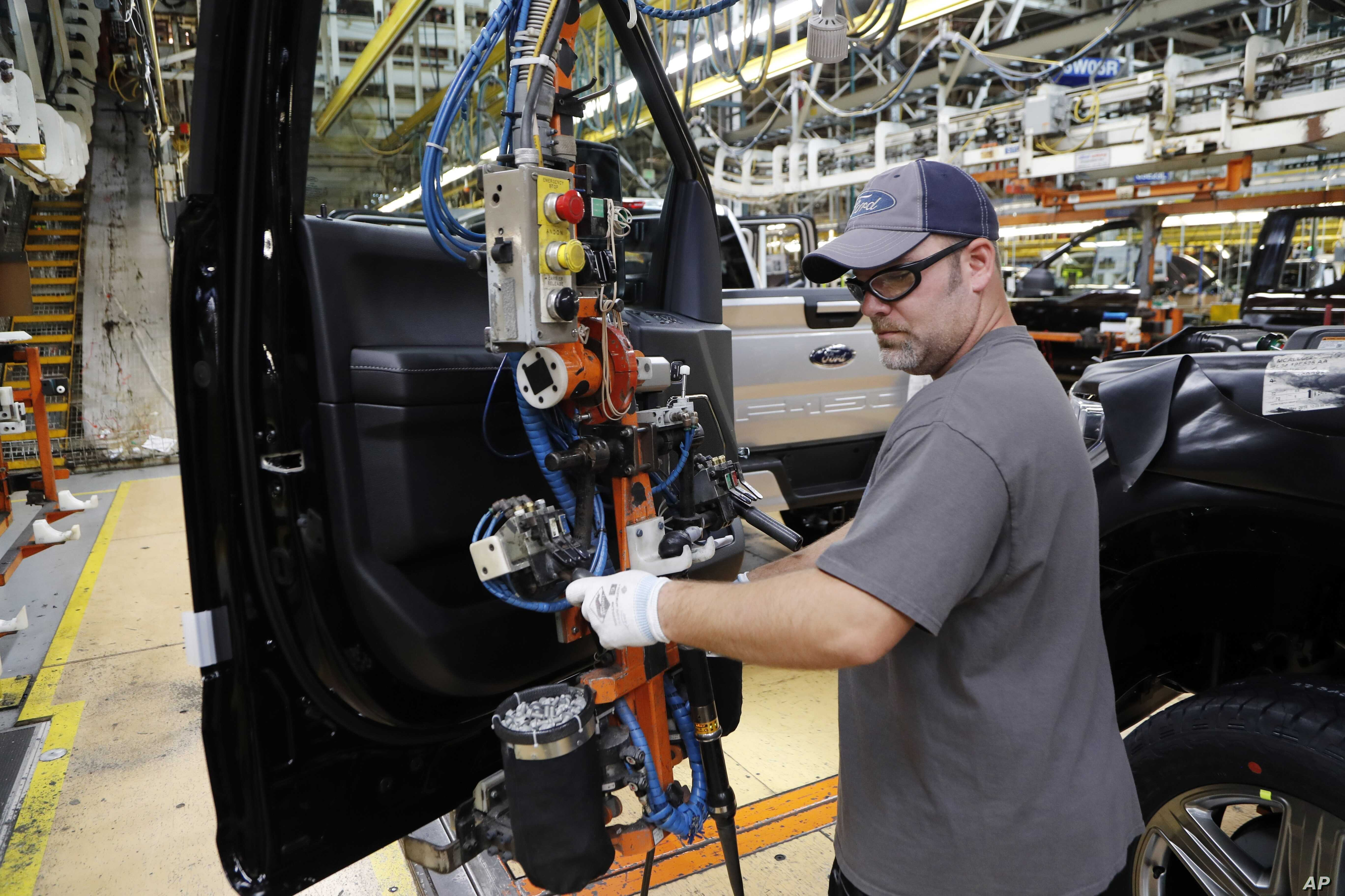 Ford to Cut 12,000 Jobs in Europe as Part of Restructuring | Voice