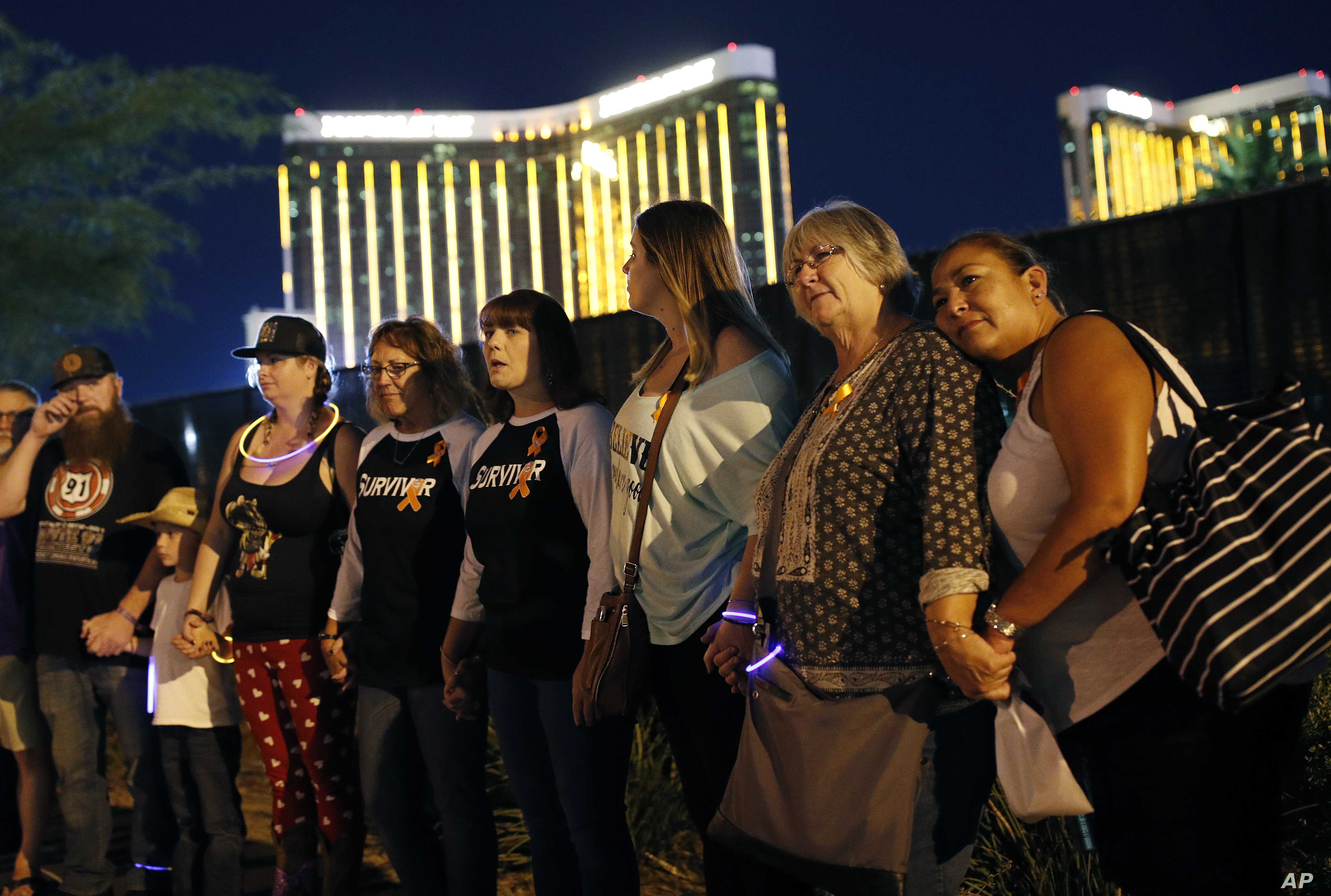 Vegas Police Release Report on Lessons From 2017 Massacre
