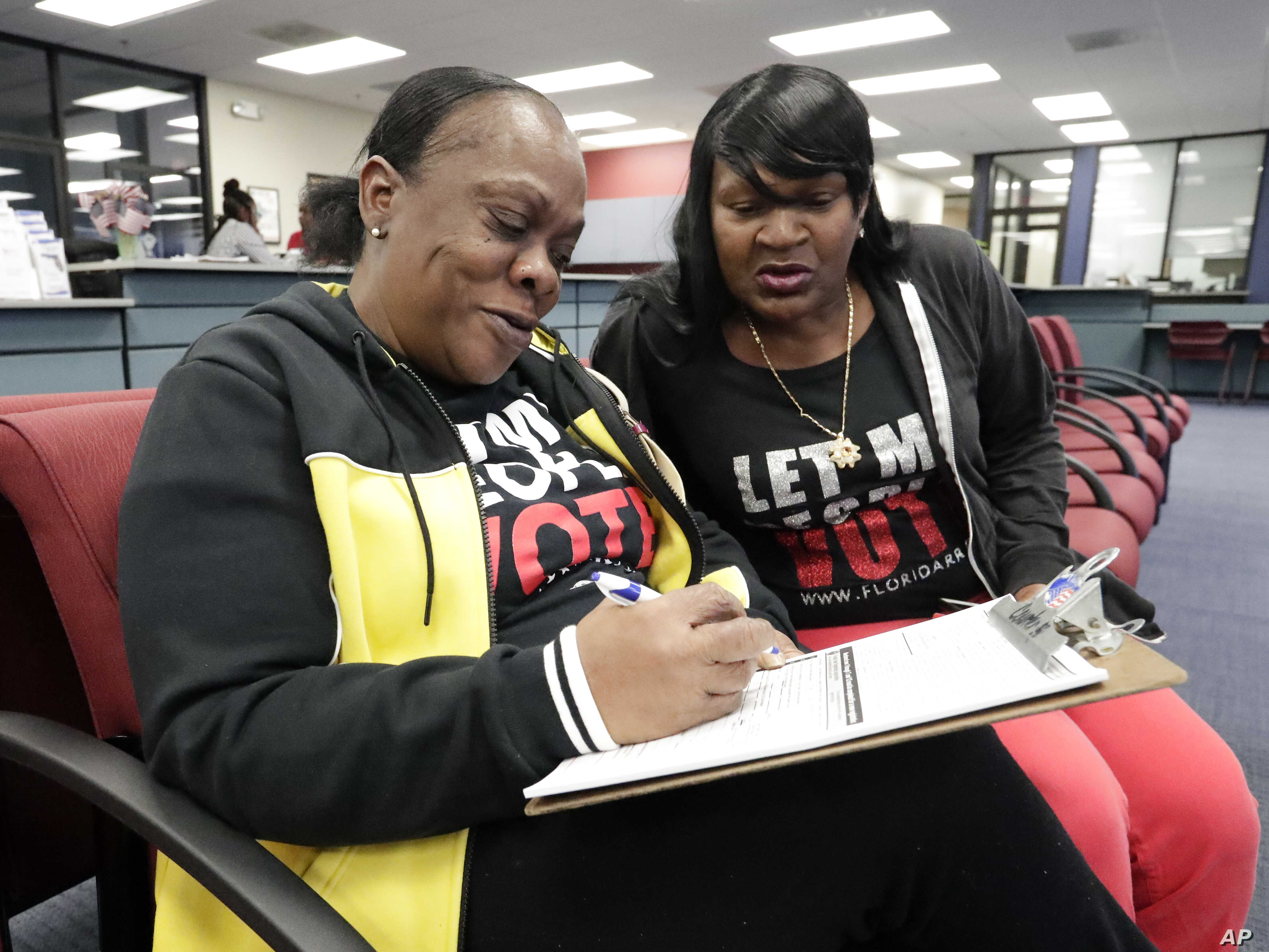 Are Florida's Ex-Felon Voters Being Hit with 'Poll Tax