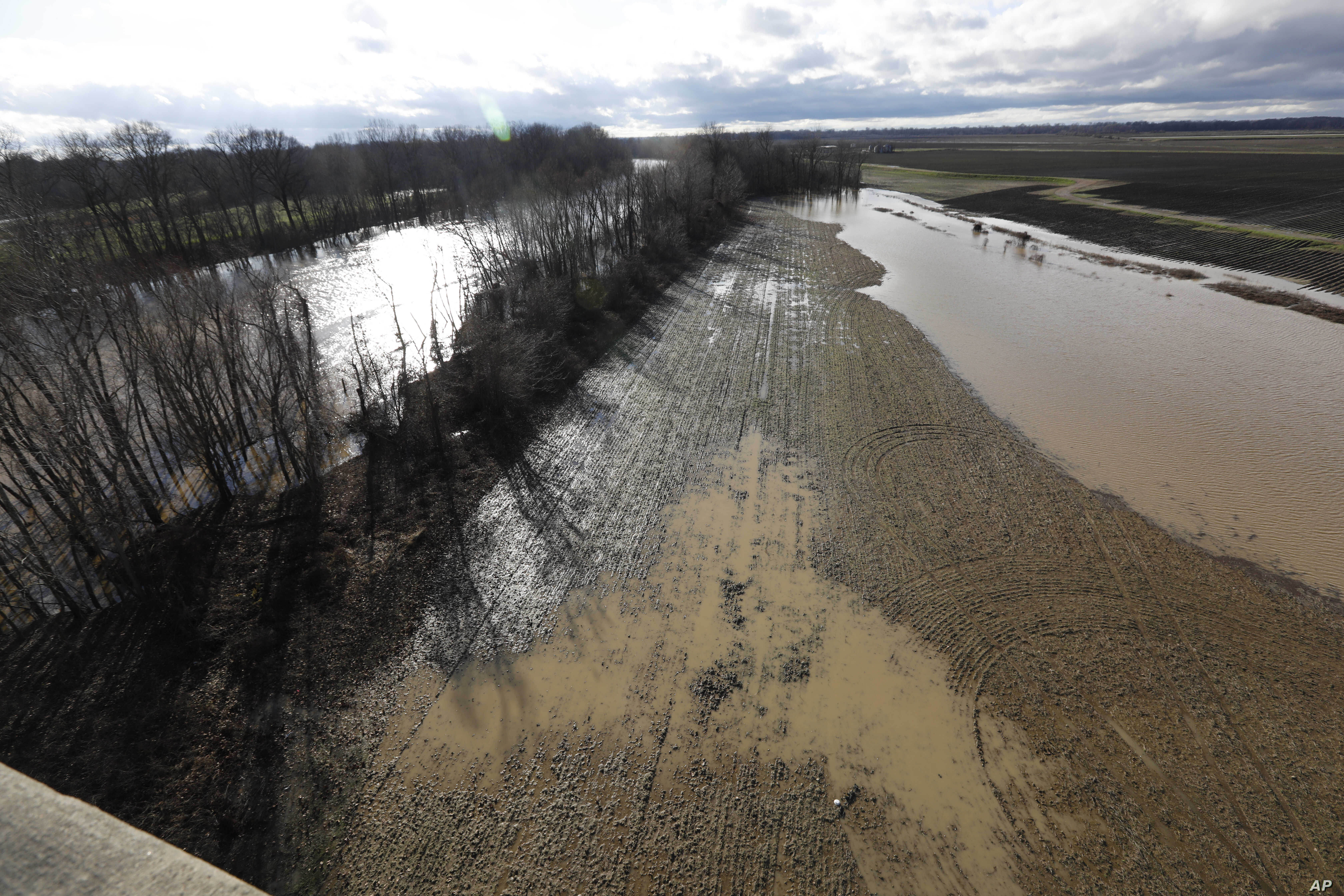 Weather claims 10th life as flooding remains a big concern