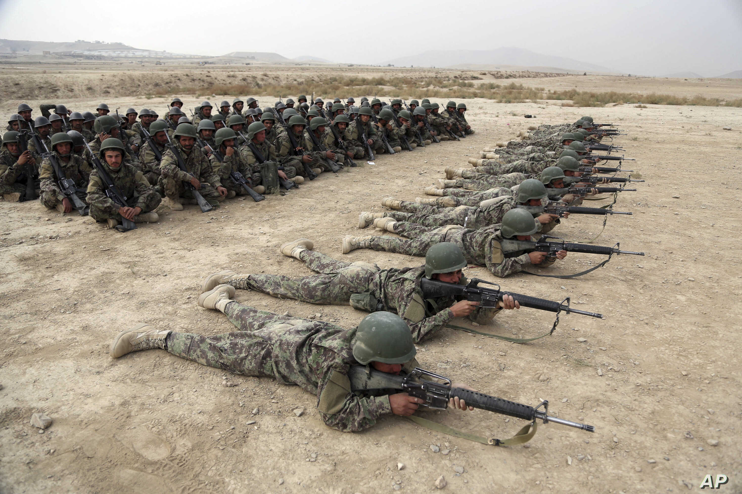Two US, 1 Afghani Soldiers Killed in a Shootout