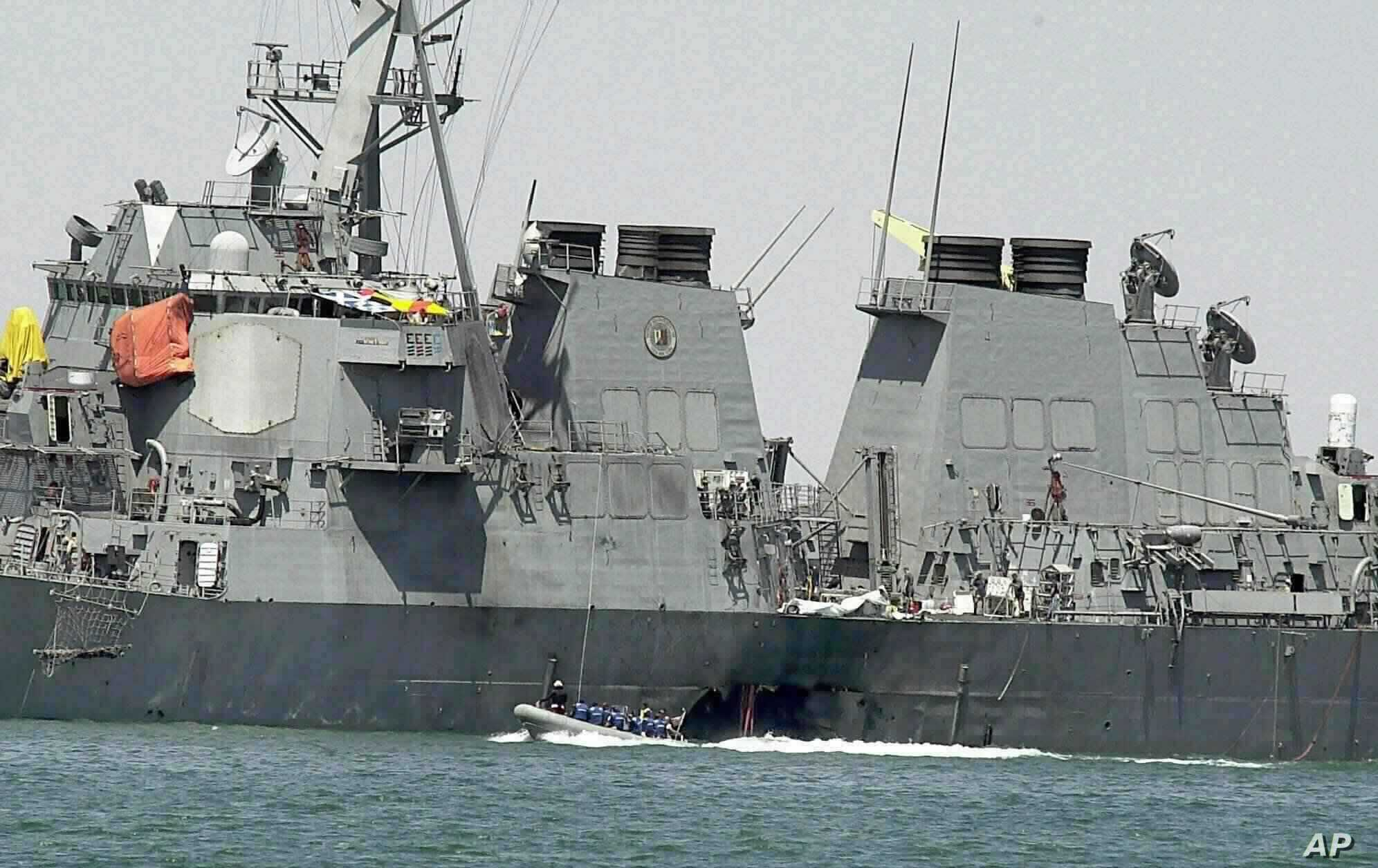 Sudan reaches settlement with Cole families; FdL sailor among victims