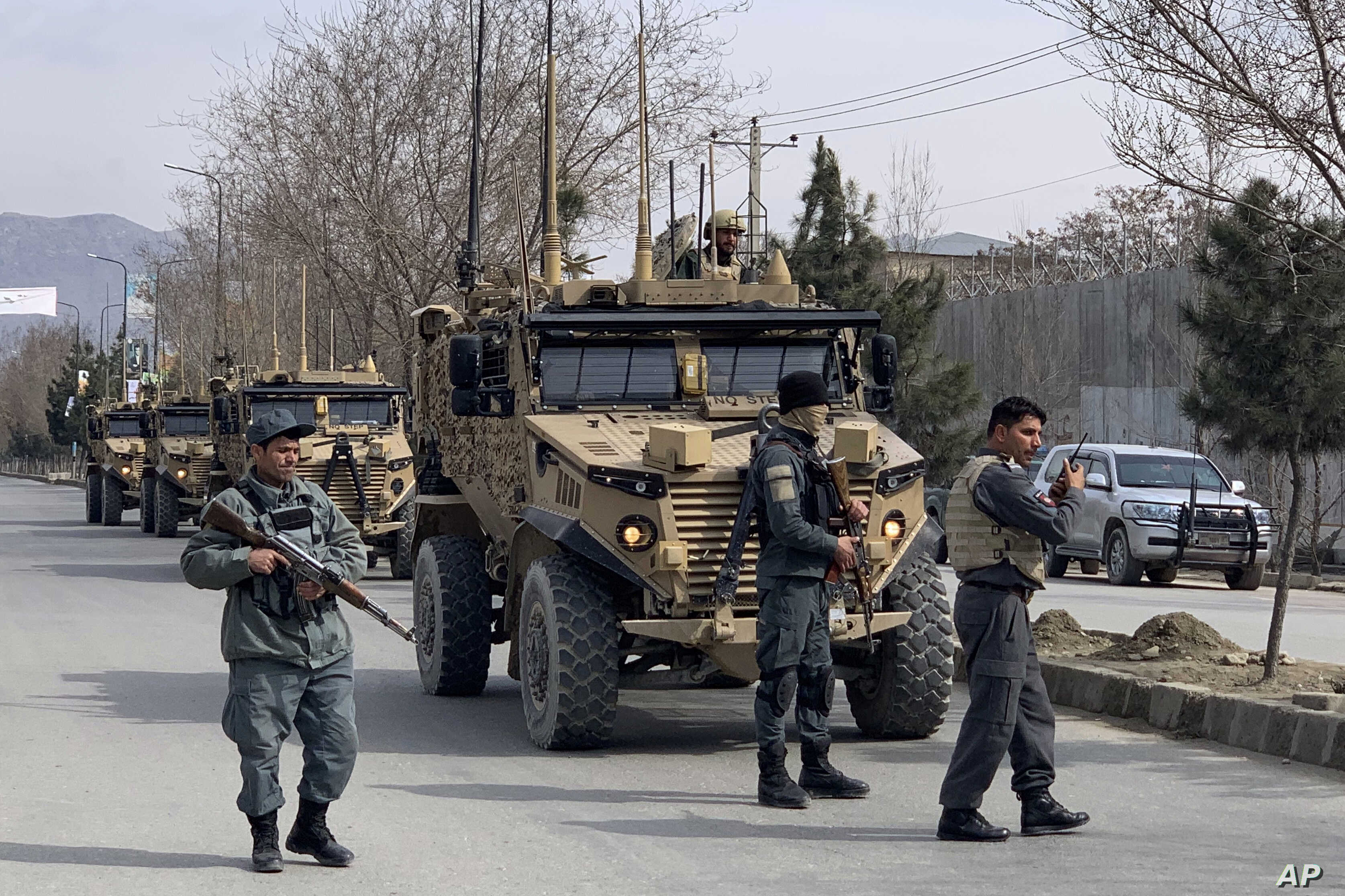 At least 32 killed in attack in Afghan capital