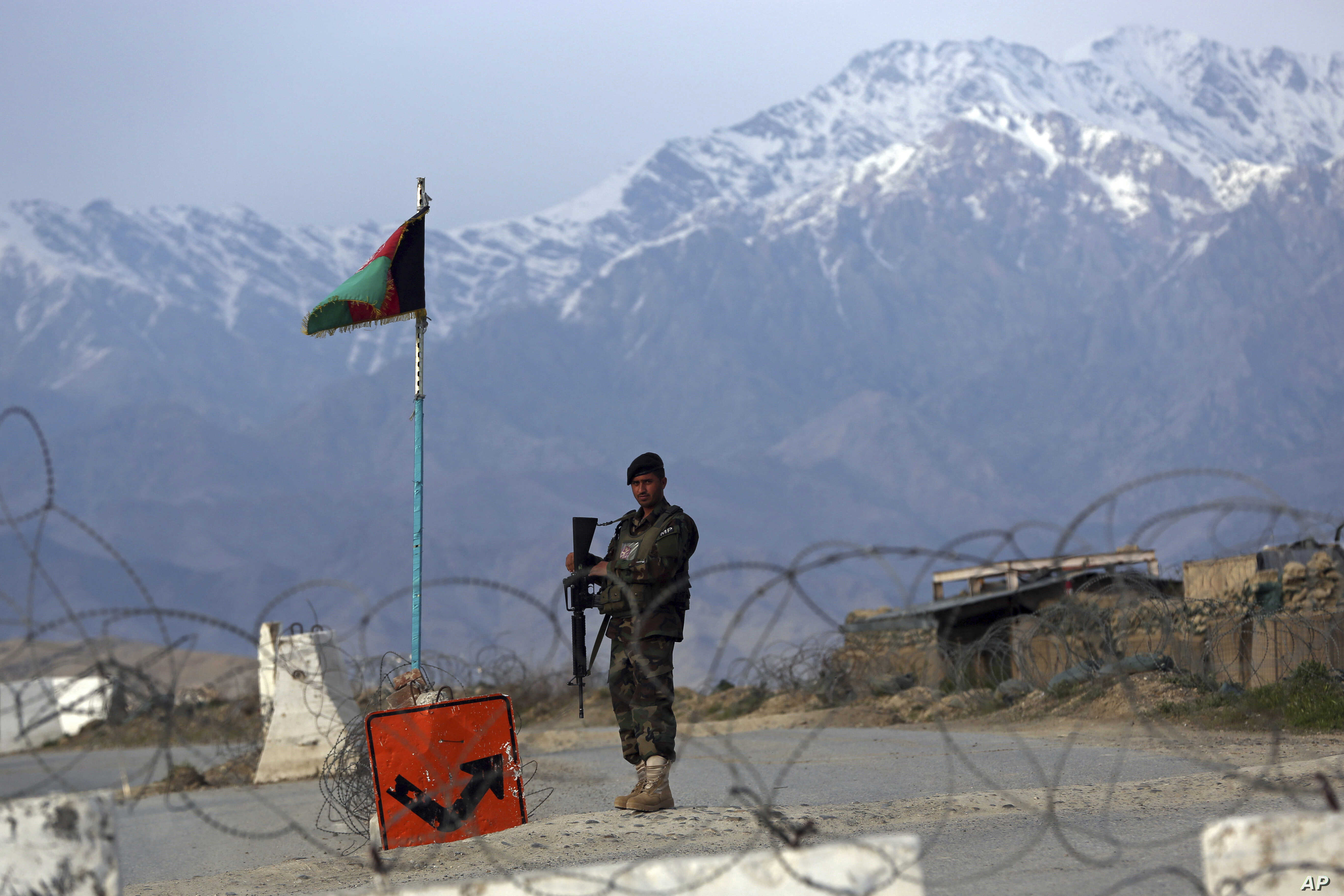 Dozens dead in fresh wave of Taliban violence in Afghanistan