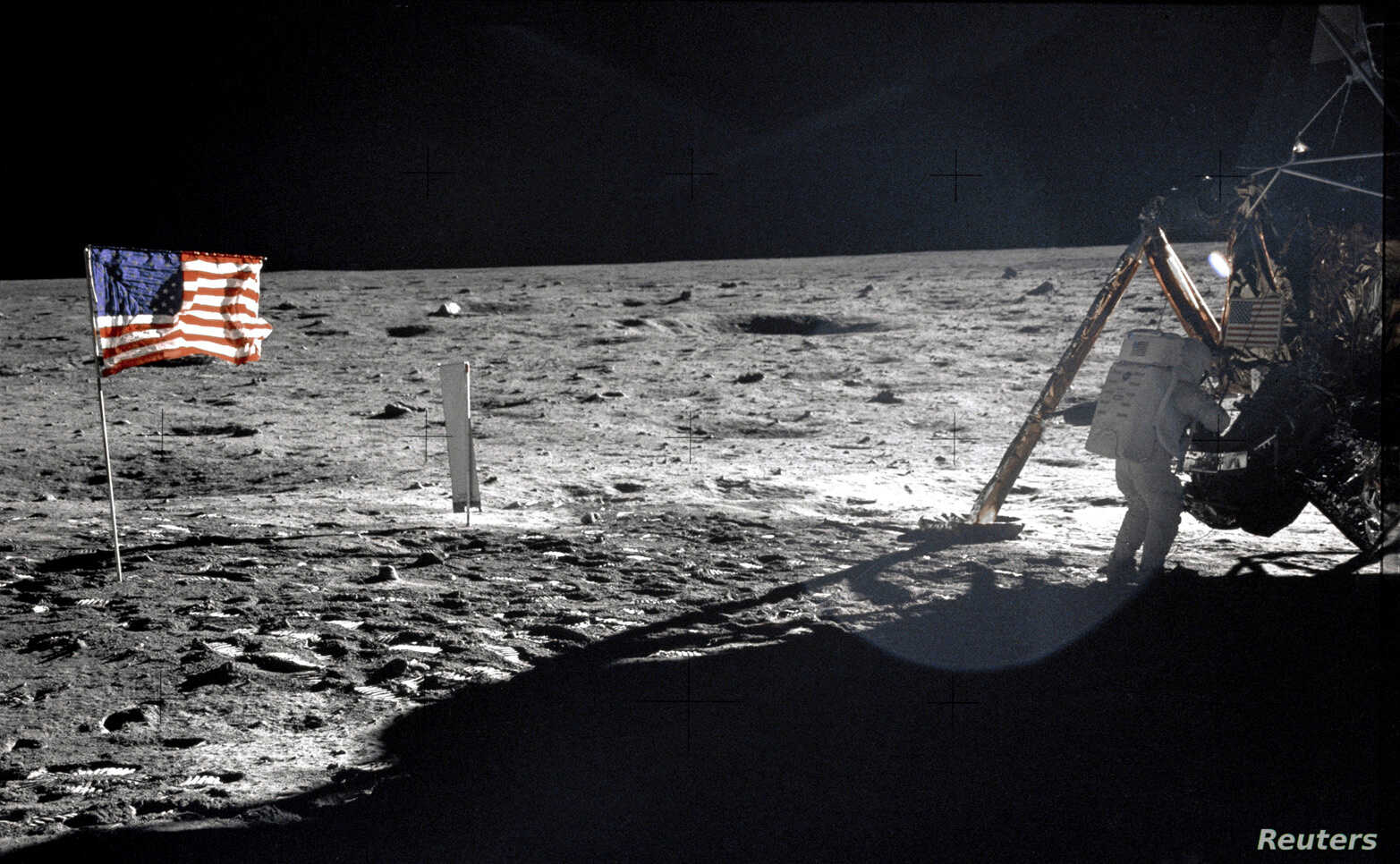 BEING ON THE MOON