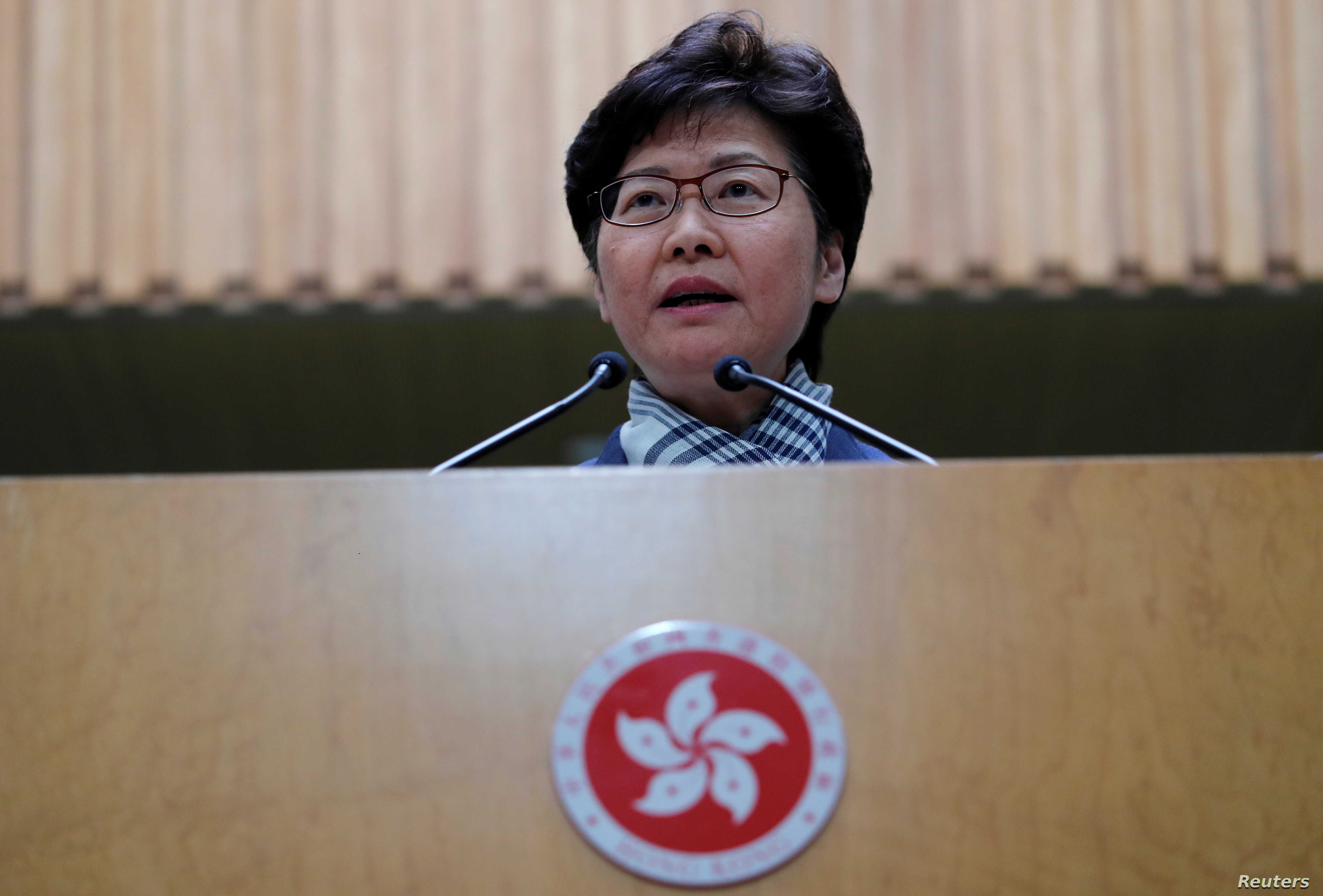 China urges foreign politicians to stop meddling in Hong Kong affairs