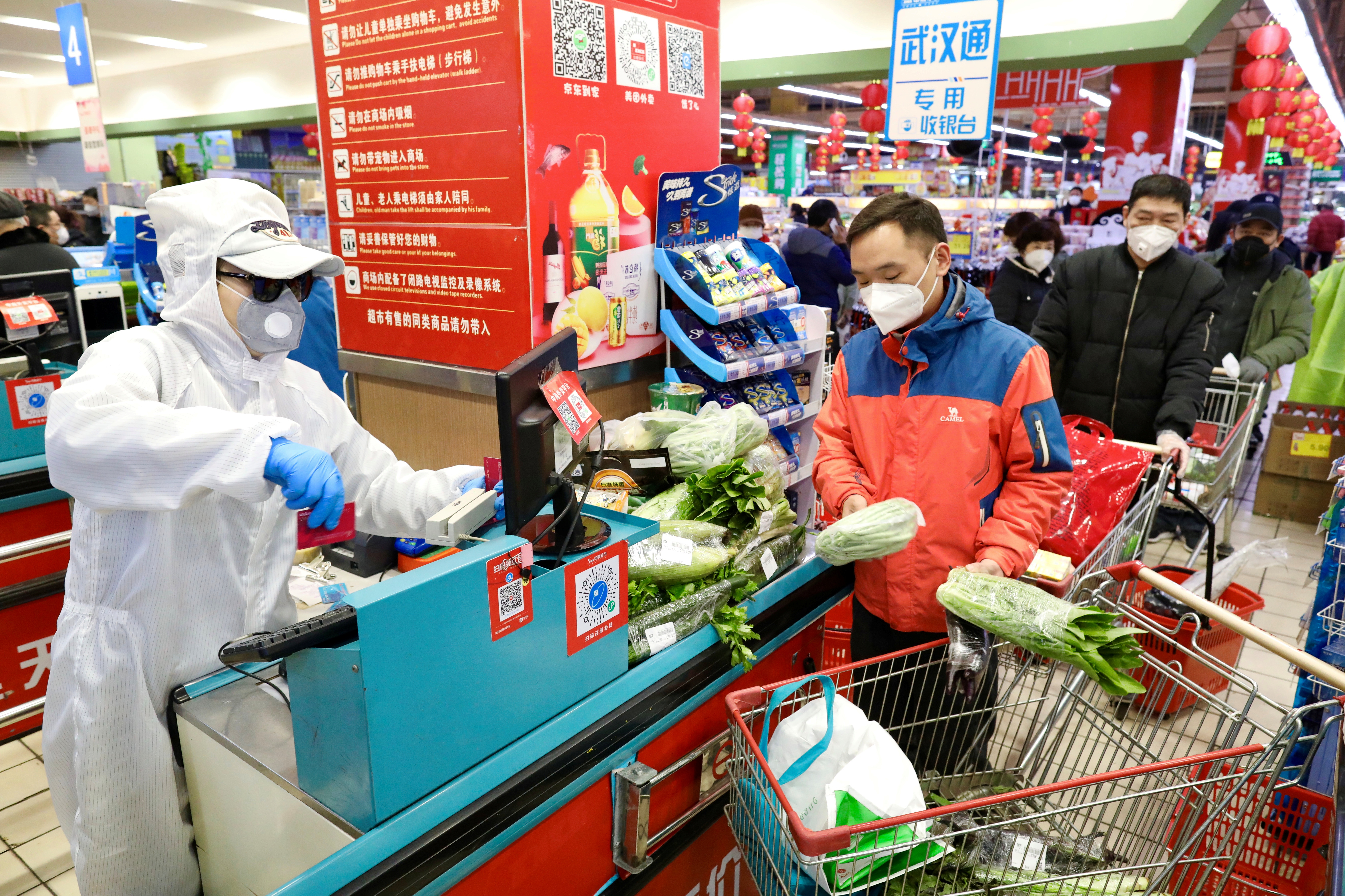 Over 5,000 new cases of coronavirus confirmed in single day in China