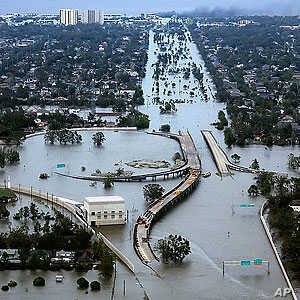 Hurricane Katrina was one of the five deadliest storms in U.S. history