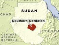"""A new southern Sudanese state would also mean new boundaries for the Republic of Sudan.  Southern Kordofan and Blue Nile states would become part of the northern government's """"new south"""""""