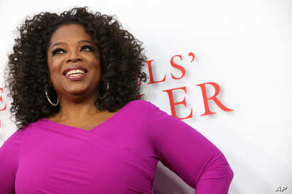 Oprah Winfrey at the Los Angeles premiere of 'The Butler', August 12, 2013 in Los Angeles.