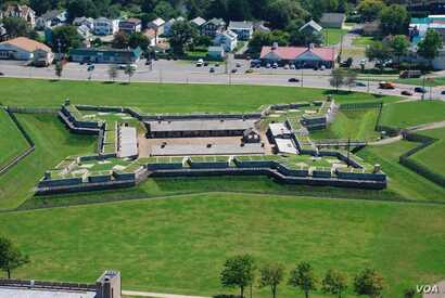 """Known as """"the fort that never surrendered,"""" Fort Stanwix successfully repelled a prolonged siege, in August 1777, by British, German, Loyalist, Canadian, and American Indian troops."""