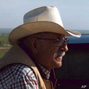 South Dakota rancher Marv Kammerer lives on the ranch his family first settled in the 1880s.