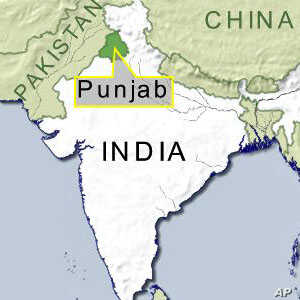 India Accuses Pakistan of Missile Volley