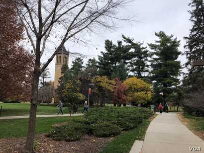 The city of Ames, where Iowa State University is located, is considered among the most inclusive areas of the Midwestern state for members of the LGBTQ community.