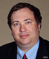 David Makovsky, director of the Washington Institute for Near East Policy's Project on the Middle East Peace Process