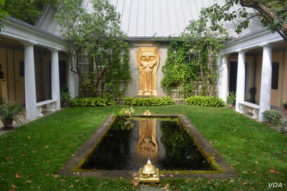 """Augustus Saint-Gaudens' works exemplified the neo-classical style of the """"American Renaissance"""" of the late 1800s."""