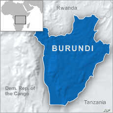Human Rights Watch Warns of Shrinking Political Space in Burundi