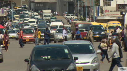 It appears as if there is a return to normalcy in the capital, Harare, after last week's violent protests, some Zimbabweans do not think so.