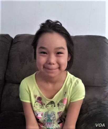 "Ten-year-old Ashley Barr Johnson, whose body was found September 14, 2018, in the rugged tundra outside Kotzebue, Alaska.  Peter Wilson, 41, also from Kotzebue, has been charged in her kidnapping, sexual assault and murder.  Courtesy:  Walter ""Scotty..."