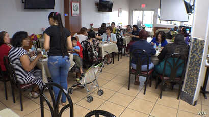 Restaurants are at the forefront of the campaign to encourage Latinos to choose water over sugary drinks.