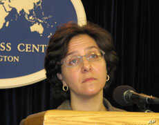 Tamara Wittes, deputy assistant secretary of state for Near East Affairs, says the Obama administration has regular conversations with Arab governments that have made commitments to reform.