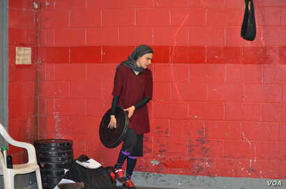 Kulsoom Abdullah's website, LiftingCovered.com, documents her weightlifting journey and her advocacy role in changing the sport's dress code to clothing that adheres to Muslim religious codes.