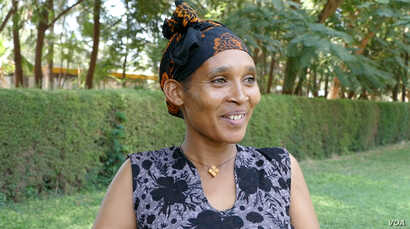 Buziye Mekonnen is a harvester at Maranque Plants. On the day of the attack she was sent home but feared for the future of her employment as she says there are no other job opportunities in the Oromia region, Ethiopia.