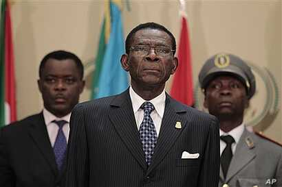 Supercars, Houses and Suits: Equatorial Guinea's Teodorin Obiang