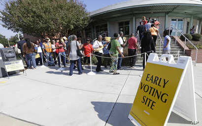 Early Voting North Carolina