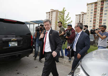 Turkey US Pastor Trial