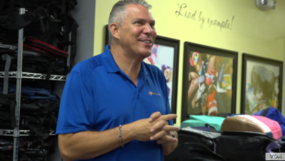 "Rob Scheer, cofounder of Comfort Cases — a nonprofit that donates backpacks filled with basic necessities to children in the foster care system. When he heard about children being separated from their parents at the U.S. Mexico border he said ""Th..."