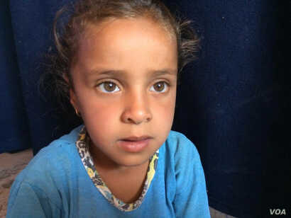 """After losing two children in the war with Islamic State, Zamin and Ibrahim Makhool's only remaining daughter, Amani, speaks of her old home fondly while living in a desert refugee camp outside Mosul. """"It was perfect,"""" she says. """"I want to go home,"""" i..."""