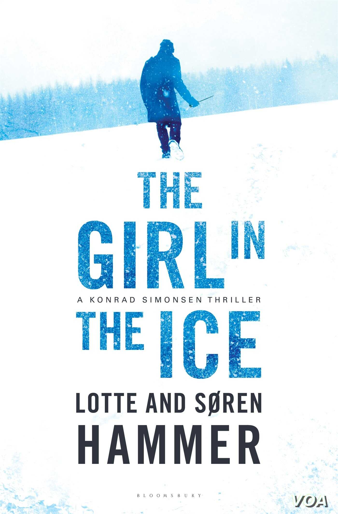 """""""The Girl in the Ice"""""""