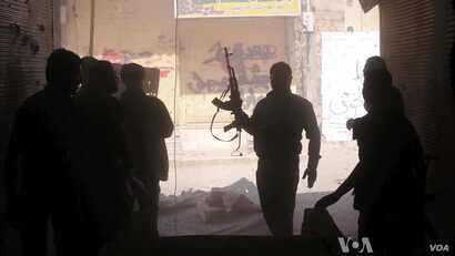 Britons Among Foreign Jihadists Fighting in Syria