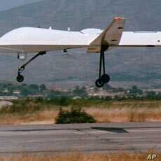Obama Confirms Drone Strikes in Pakistan