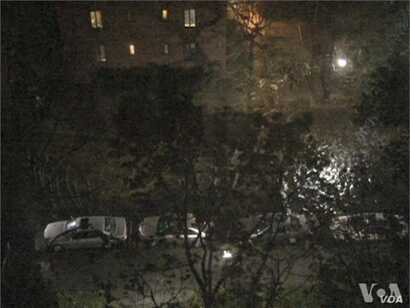 Sandy Causes Flooding in New York City